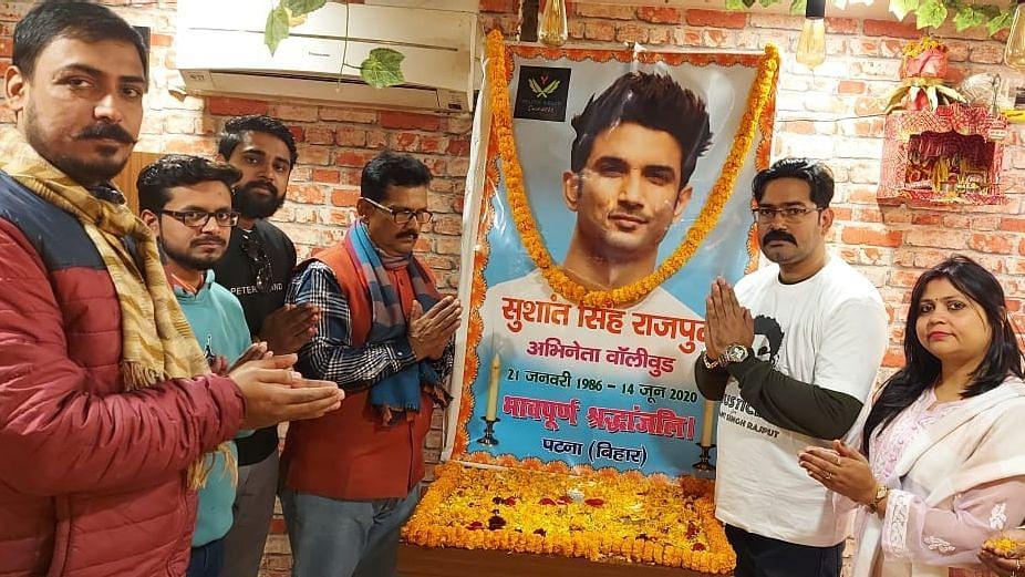 बिहार में मनाया गया सुशांत का जन्मदिन, लोगों ने कहा, न्याय की लड़ाई खत्म नहीं हुई