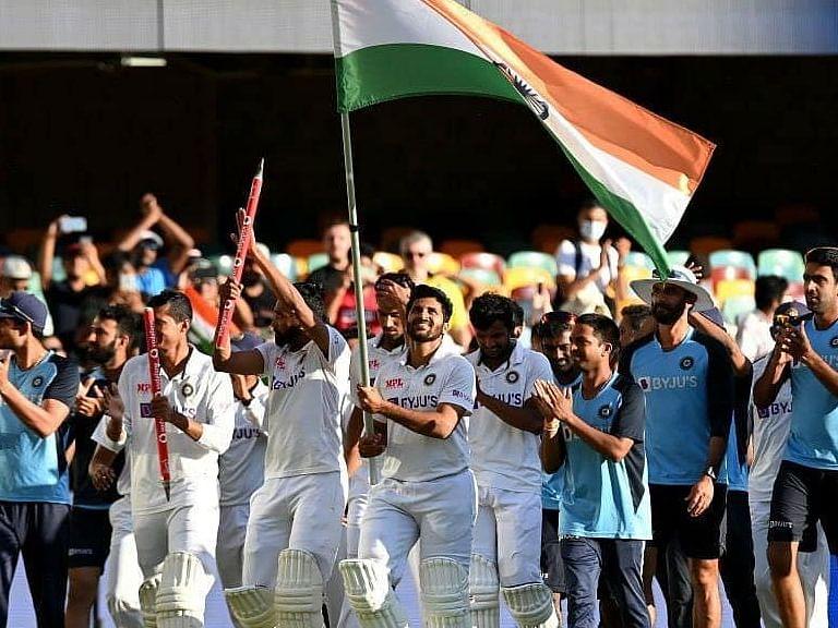 'बहादुर युवाओं' ने भारत के सिर बांधा 'सबसे बड़ी' जीत का सेहरा, ब्रिस्बेन में लहराया तिरंगा