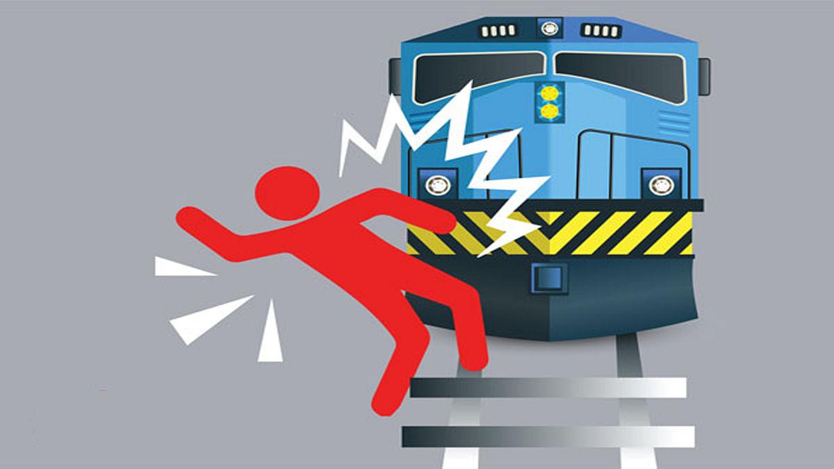 हरिद्वार में ट्रायल के दौरान 120 की रफ्तार से दौड़ी ट्रेन, चार लोगों की कटकर मौत