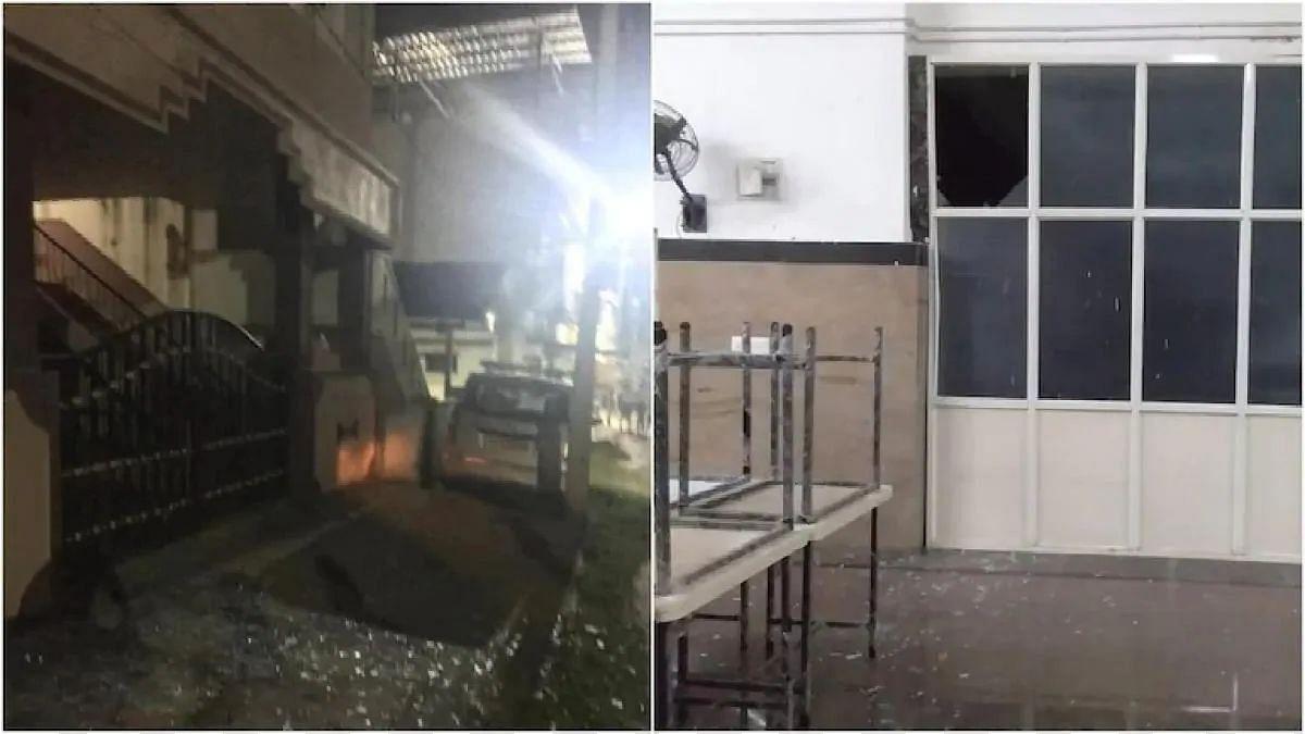 कर्नाटक: विस्फोटक ले जा रहे ट्रक में धमाके से भूकंप की तरह दहला पूरा जिला, आठ की मौत
