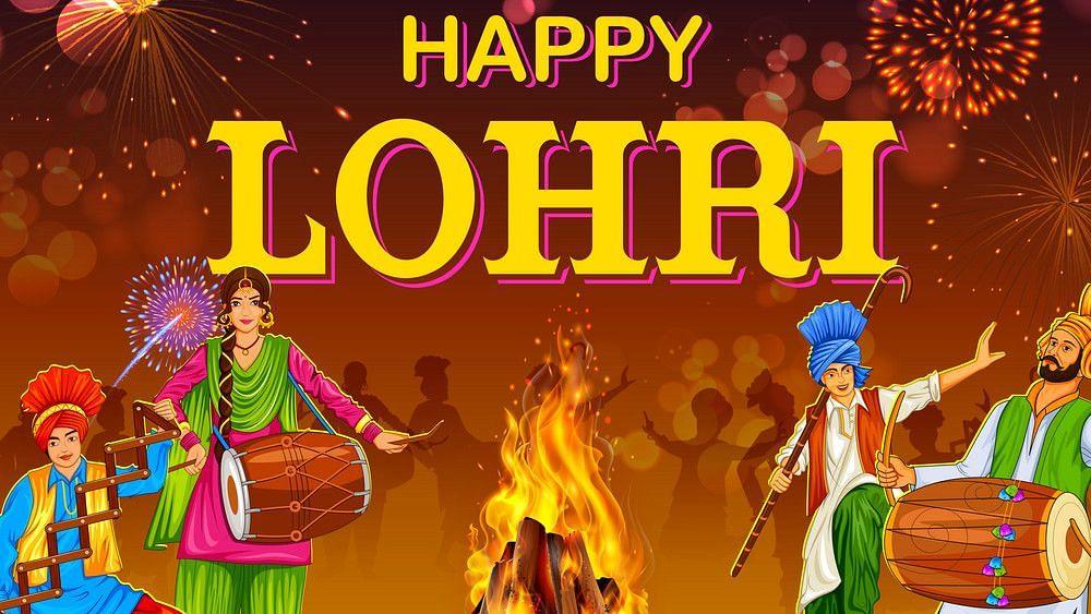 Lohri 2021: देश भर में आज मनाई जा रही है लोहड़ी, जाने पूजा की विधि और इसकी पौराणिक कथा