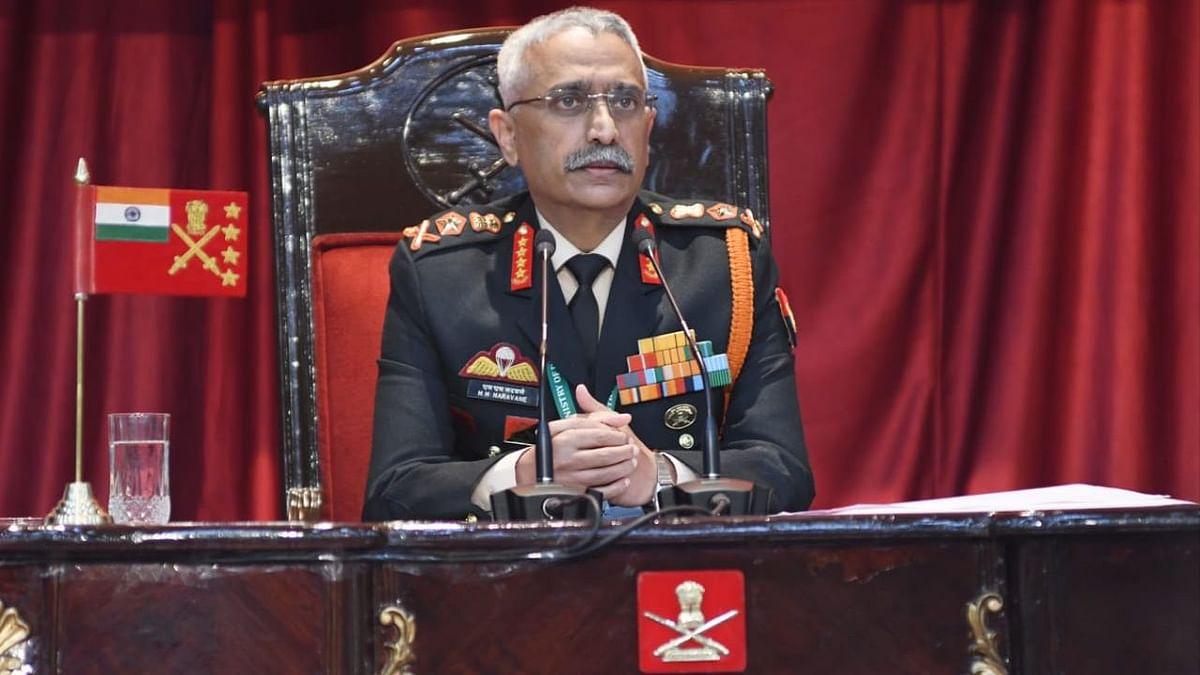 भारतीय सेना प्रमुख जनरल मनोज मुकुंद नरवने का बयान, 'हम किसी भी घटना से निपटने के लिए तैयार हैं'