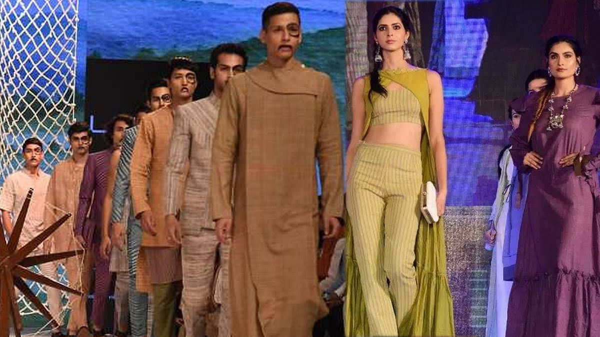 UP दिवस पर अवध शिल्प ग्राम में आयोजित समारोह की शाम खादी फैशन-शो के साथ होगी कुछ खास