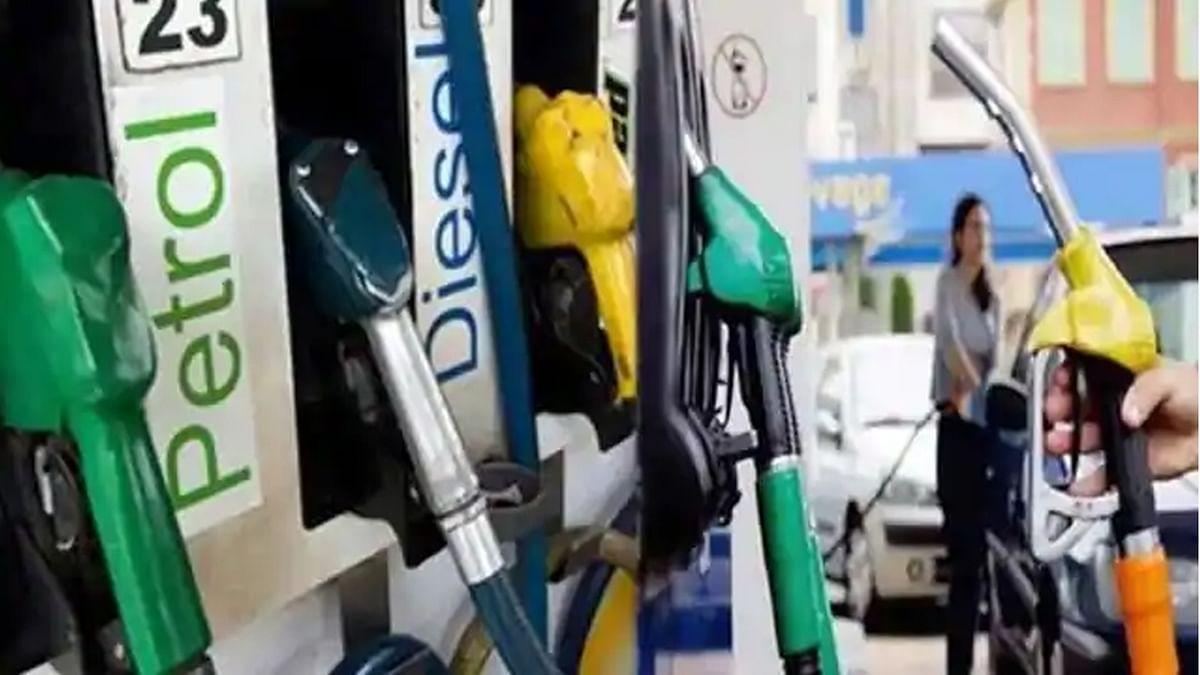 Petrol Diesel Price Today : तीसरे दिन दाम रहे स्थिर, यहां पहुंच रहा शतक के करीब