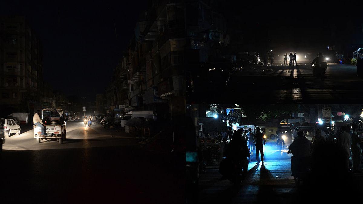 पाकिस्तान में बिजली हुई गुल, कई शहर अंधेरे में डूबे, twitter पर Top Trending #blackout