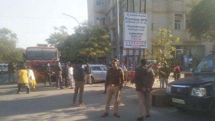 अब कानपुर के मॉल को बम से उड़ाने की धमकी मिली, 24 घंटे में पांच जिलों में ब्लास्ट की सूचना से UP में मचा हड़कंप