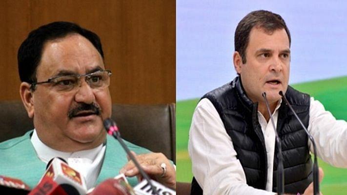 पोंगल के अवसर पर राहुल गांधी और जेपी नड्डा पहुंचे तमिलनाडु, राजनीतिक पारा गर्म