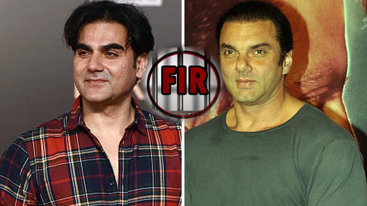 बेटे निर्वान व भाई अरबाज खान समेत सोहेल खान के खिलाफ बीएमसी ने दर्ज की FIR