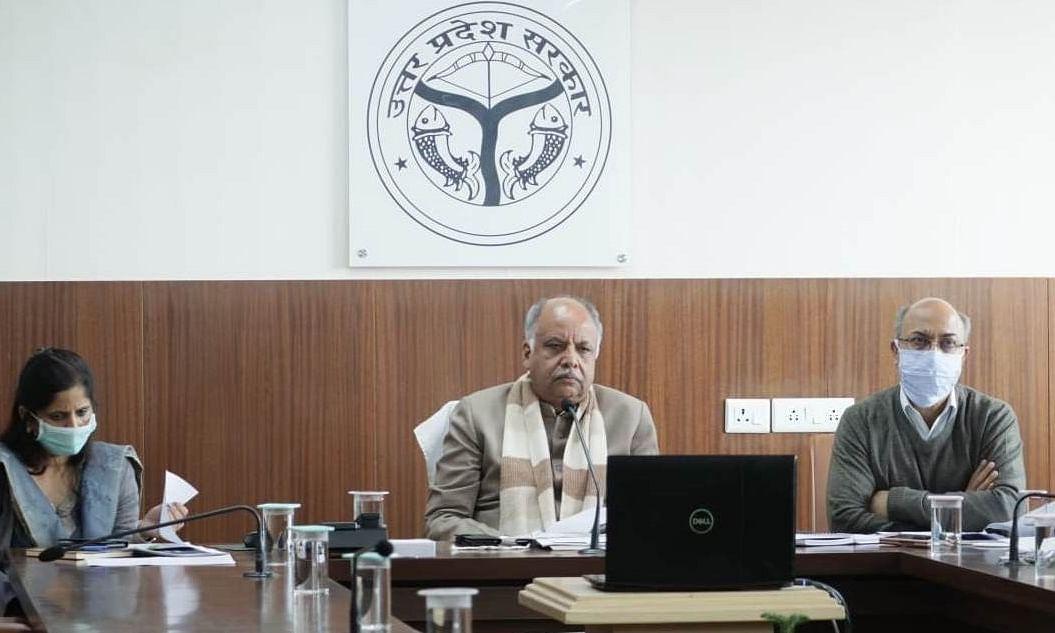 नगर विकास मंत्री ने माघ मेला 2020-21 की तैयारियों को लेकर की समीक्षा बैठक