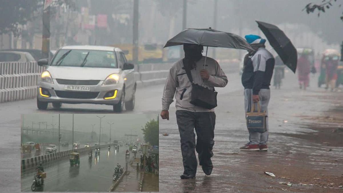 उत्तर भारत में 5 जनवरी तक जारी रहेगी बारिश, मैदानी इलाकों में जबरदस्त शीतलहर और ओलावृष्टि का भी अनुमान