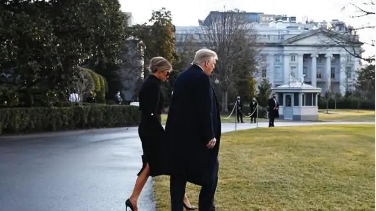 'राष्ट्रपति' डोनाल्ड ट्रंप ने आखिरी भाषण में चीन पर कसा तंज, जो बाइडेन के लिए छोड़ी चिट्ठी, कहा- 'हम वापस आएंगे'