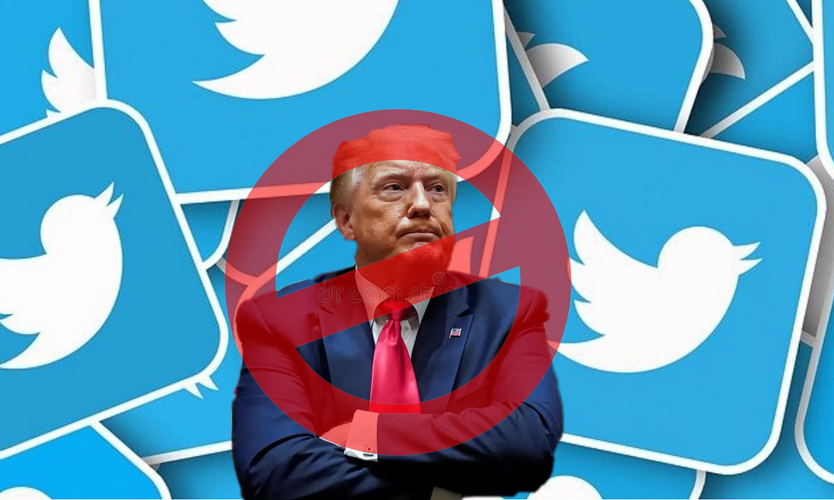 Donald Trump Banned on Twitter