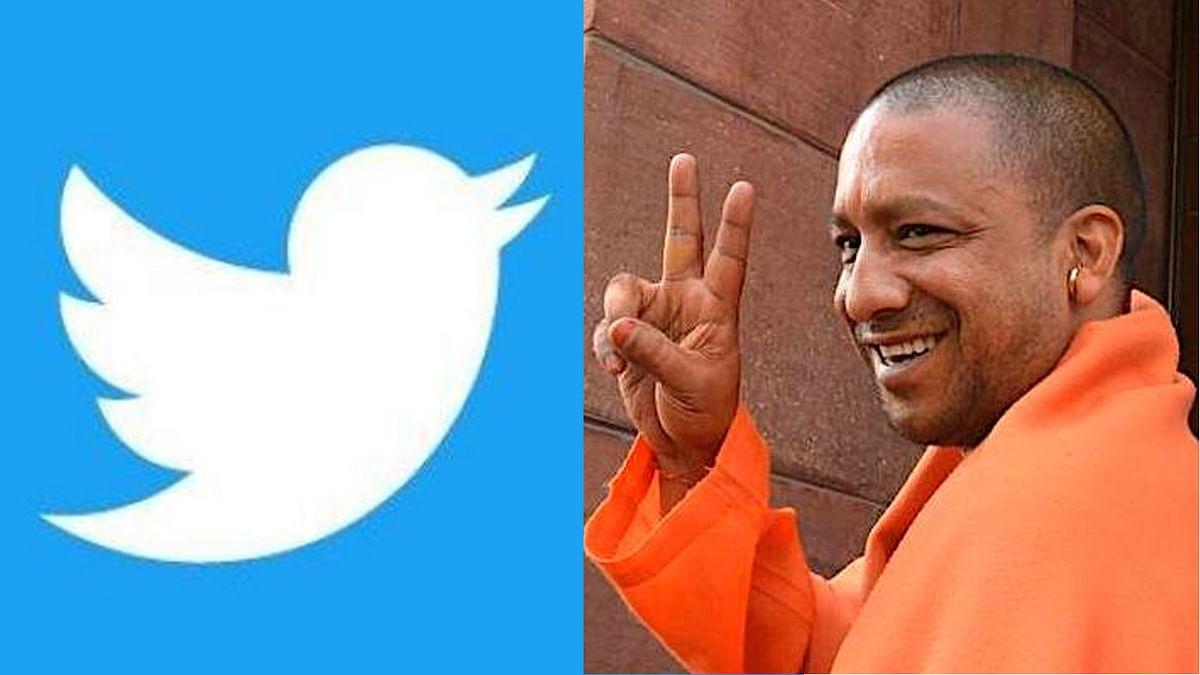 ट्विटर पर छाए योगी, ट्रेंड करता रहा 'योगीजी नंबर 01'