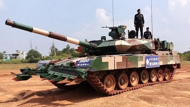 सरकार ने अर्जुन टैंकों की खरीद को दी मंजूरी