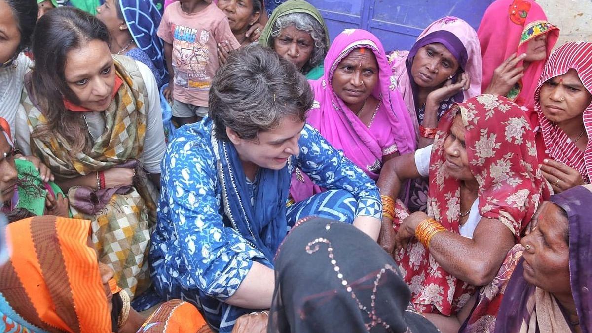 उत्तर प्रदेश में प्रियंका के प्रचार से कांग्रेस को मिल सकती है मजबूती