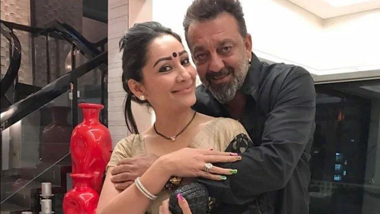 मान्यता-संजय दत्त की शादी को हुए 12 साल, संजू बाबा ने पत्नी के लिए लिखा एक प्यारा सा पोस्ट