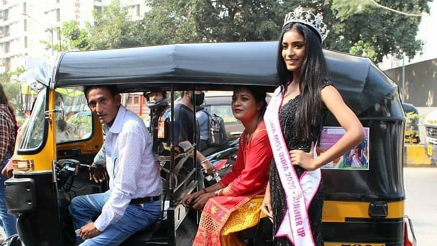 ऑटो रिक्शा ड्राइवर की बेटी मान्या सिंह ने हासिल किया मिस इंडिया रनर अप का खिताब