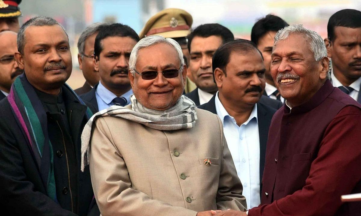 बिहार: नए मंत्रियों में मिली जिम्मेदारी, शाहनवाज को उद्योग, नितिन को पथ निर्माण