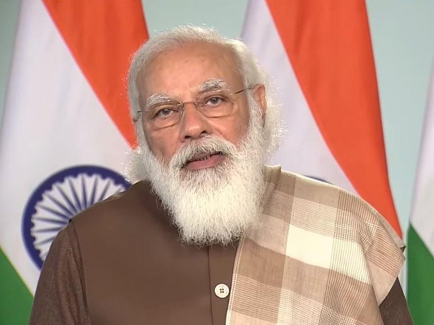 PM मोदी ने की पुडुचेरी में कई परियोजनाओं की शुरुआत, बोले- 'यहां की हवा बदल रही है'