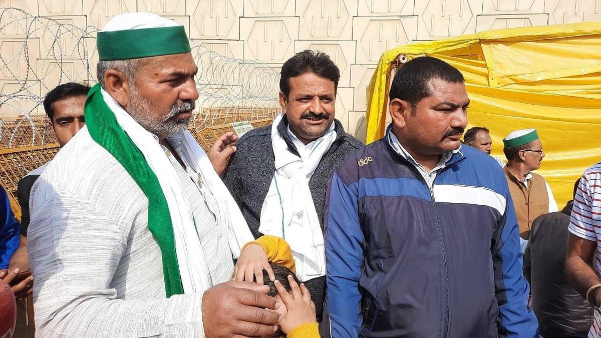 किसान आंदोलन पर बोले राकेश टिकैत, सरकार ना मानी तो प्रदर्शन अनिश्चितकाल तक चलेगा
