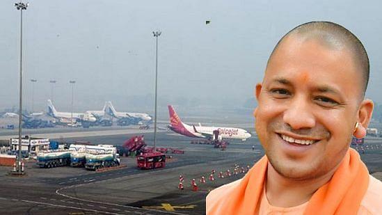 अयोध्या हवाईअड्डे को लेकर मुख्यमंत्री योगी आदित्यनाथ का ऐलान, जल्द शुरू होंगी अंतरराष्ट्रीय उड़ानें