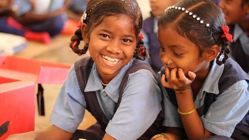 ऑपरेशन कायाकल्प के तहत यूपी में बदल रही स्कूलों की तस्वीर