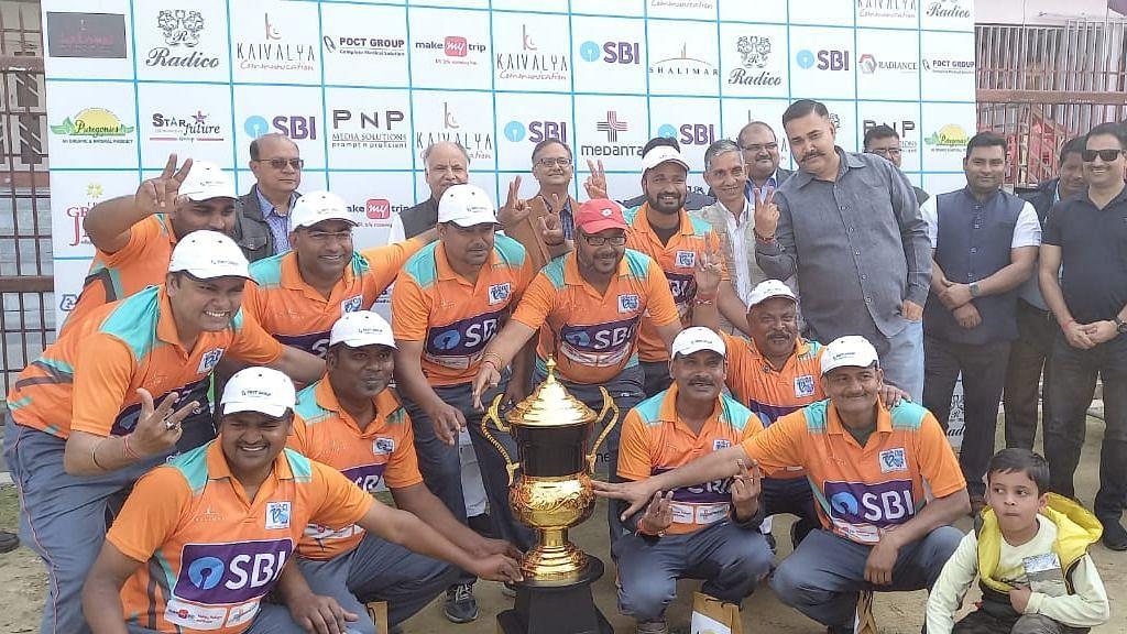 SBI T-20 Media Cup: टाइम्स ऑफ इंडिया को छह रन से हरा कर हिंदुस्तान टाइम्स बना चैम्पियन