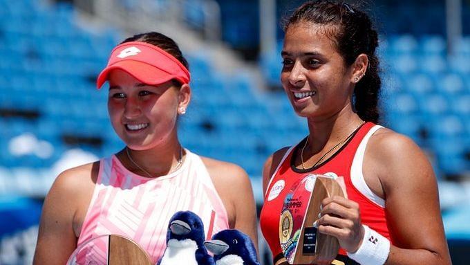 महिला टेनिस: अंकिता ने अपना पहला WTA खिताब जीता