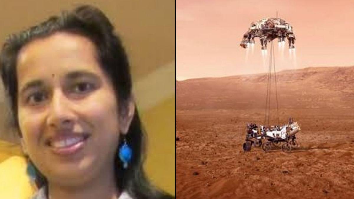 गर्व के पल: भारत की बेटी स्वाति मोहन संभाल रही थीं मंगल ग्रह पर नासा की रोवर लैंडिंग