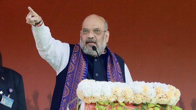 अमित शाह ने बंगाल में उठाया CAA का मुद्दा, बोले- किसी मुस्लिम की नागरिकता नहीं जाएगी