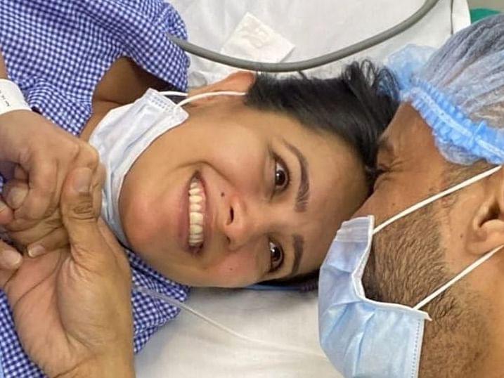 अनीता हसनंदानी के घर आया नन्हा मेहमान, पति रोहित ने शेयर की सोशल मीडिया पर खूबसूरत तस्वीर
