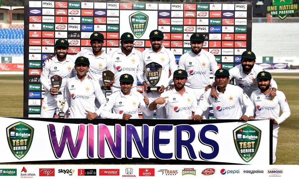 PAK vs SA: दूसरे टेस्ट में पाकिस्तान ने दक्षिण अफ्रीका को 95 रनों से हराया, 2-0 से जीती सीरीज