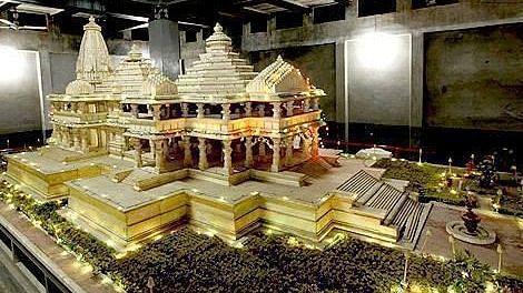 राम मंदिर निर्माण के लिए 80 शिया अनाथों ने दिया दान