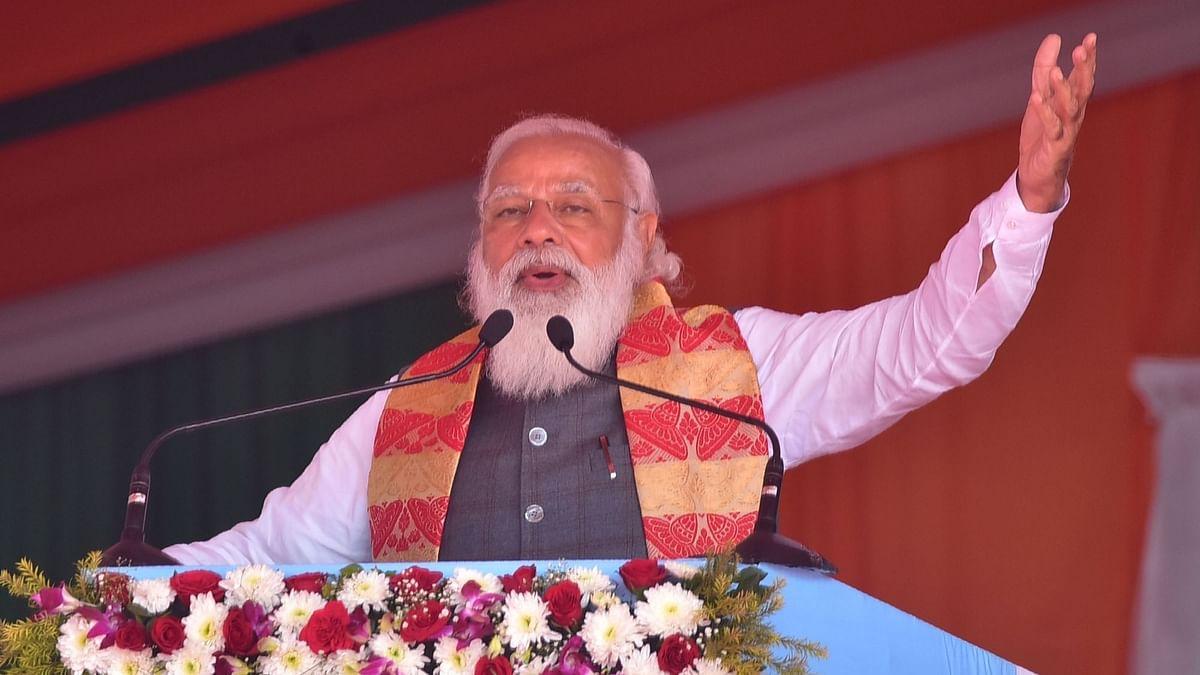 प्रधानमंत्री मोदी सोमवार को करेंगे असम-बंगाल का दौरा, कई परियोजनाओं का करेंगे उद्घाटन