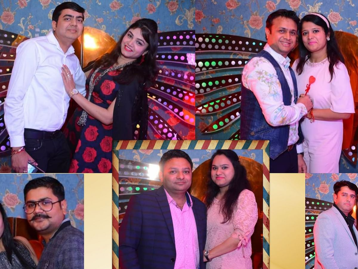 लखनऊ: JCI Club द्वारा आयोजित हुआ वैलेंटाइन डे का कार्यक्रम