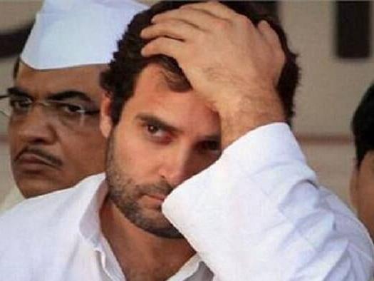 राहुल के दौरे से पहले खतरे में पड़ी कांग्रेस सरकार, डगमगाने लगी CM की कुर्सी