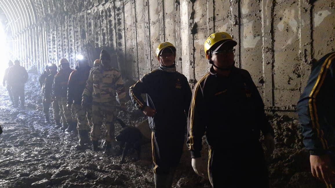 तपोवन त्रासदी: सफल नहीं हो सकी सैलाब से बचने के लिए 10 मजदूरों की आखिरी दौड़