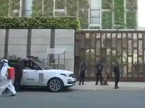 अंबानी के घर के बाहर मिली संदिग्ध कार के मालिक की हुई पहचान, CCTV में नजर आया संदिग्ध
