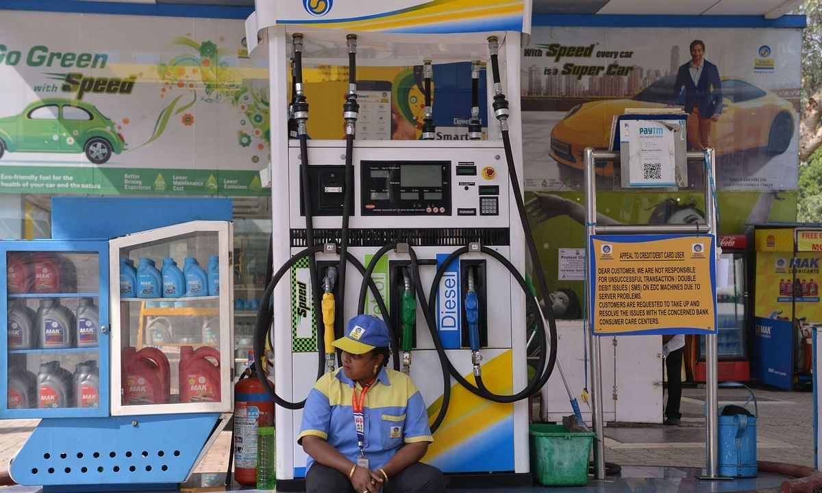 पेट्रोल-डीजल के दाम में वृद्धि का सिलसिला लगातार 10वें दिन जारी
