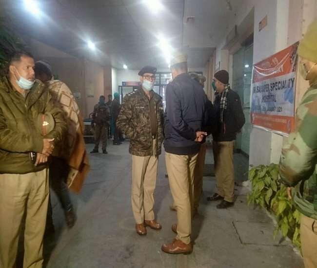 बिहार में कड़ी सुरक्षा व्यवस्था के बीच 12वीं की परीक्षा शुरू