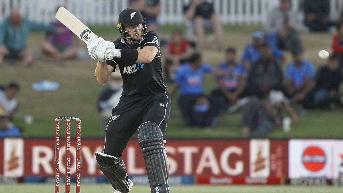 मार्टिन गुप्टिल की पारी से न्यूजीलैंड ने ऑस्ट्रेलिया को 4 रनों से हराया, पांच मैचों की सीरीज में ली 2-0 की बढ़त
