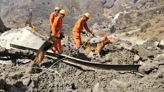 उत्तराखंड त्रासदी: लौटकर वापस आ रहा है कीचड़ का मलबा, बचाव कार्य में बन रहा रुकावट