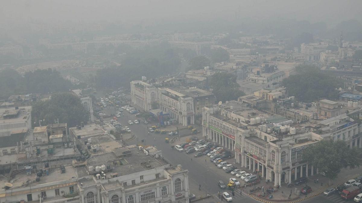 दिल्ली में और बिगड़ सकती है हवा की सेहत, तापमान में भी होगी वृद्धि