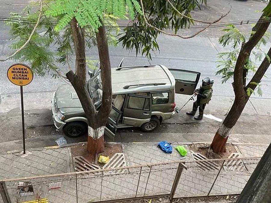 मुकेश अंबानी के एंटीलिया के बाहर संदिग्ध कार में मिले पत्र में धमकी, FIR दर्ज