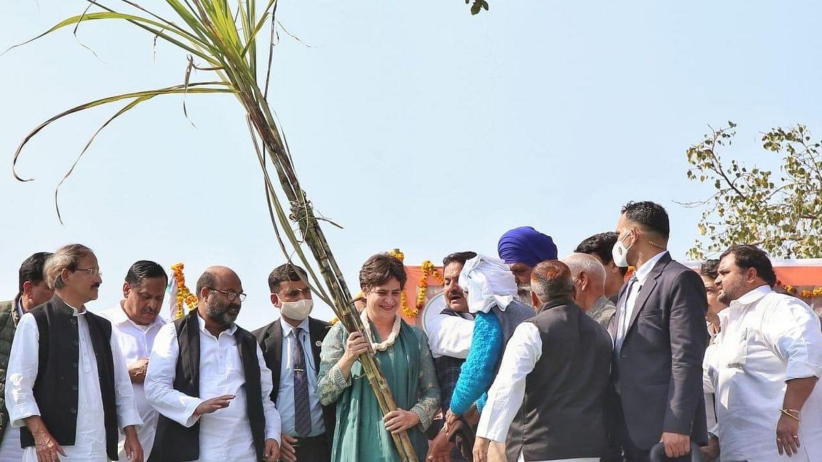 किसान पंचायत के जरिए पश्चिमी उत्तर प्रदेश में अपना आधार मजबूत करने में जुटी कांग्रेस