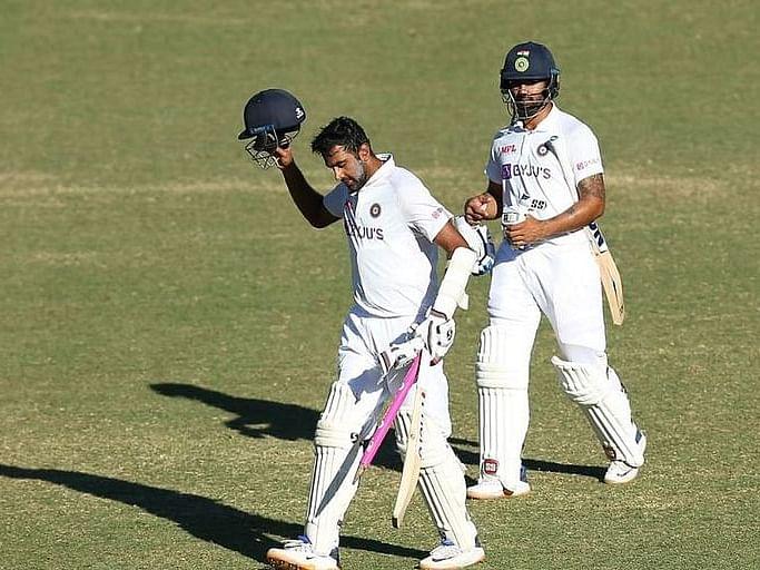 IND vs ENG, 3rd Day: अश्विन के शतक की मदद से भारत ने इंग्लैंड को दिया 482 रनों का विशाल लक्ष्य