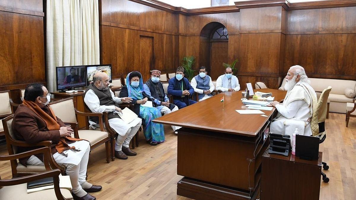 उत्तराखंड घटना पर PM मोदी की सांसदों के साथ बैठक, बोले- आपदा प्रबंधन के मोर्चे पर होगा ठोस काम