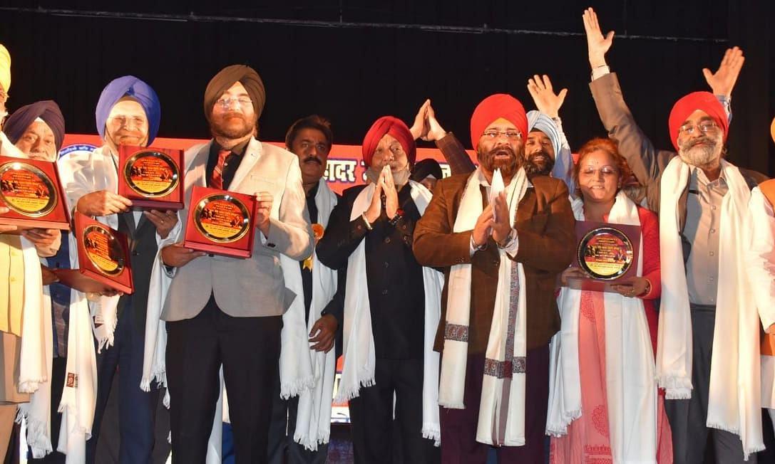 साहिब श्री गुरु तेग बहादुर जी महाराज के 400 वर्षीय प्रकाश उत्सव पर आयोजित हुआ कार्यक्रम 'धर्म हेठ-साका जिन किया'