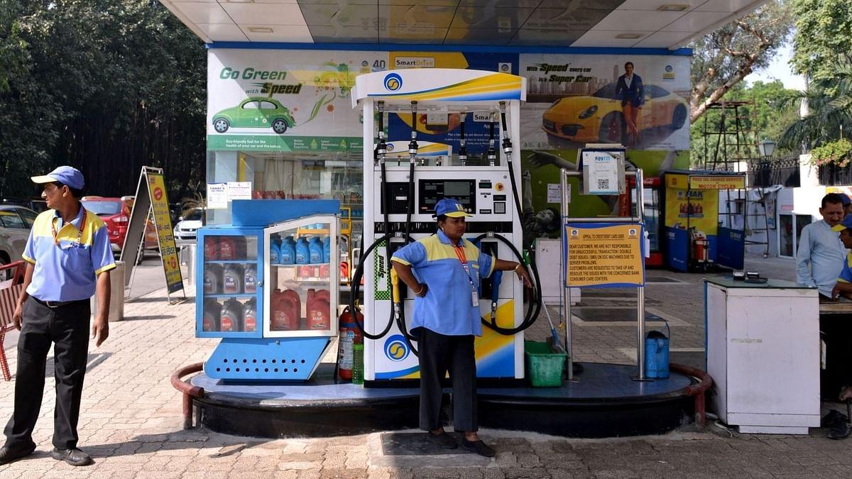 पेट्रोल, डीजल के दाम में 8वें दिन बड़ी वृद्धि, कच्चे तेल में भी तेजी जारी