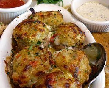 Recipe : Stuffed Mushroom (स्टफ्ड मशरूम)